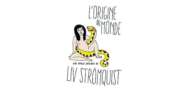 Lu0027origine Du Monde: Amazon.de: Liv Strömquist, Kirsi Kinnunen:  Fremdsprachige Bücher