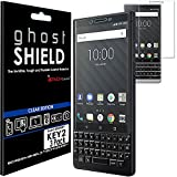 TECHGEAR [3 Pack] Protection Écran pour Blackberry Key2 [ghostSHIELD] Film de Protection Souple en TPU avec Protection Totale de l'Écran Compatible pour Blackberry Key2 [Protection 3D Bords Incurvés]