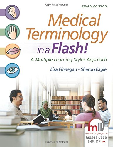 Pdf Epub Medical Terminology In A Flash 3e Pdf Online Library By