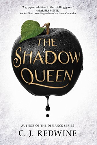 The Shadow Queen (Ravenspire, Band 1)