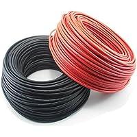 Desconocido Cable Solar 6mm Enerflex Solar Rojo 10metros