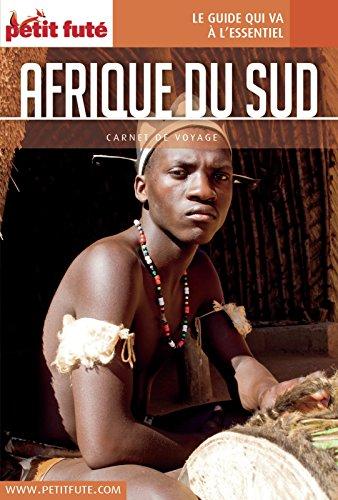 Couverture du livre AFRIQUE DU SUD 2016 Carnet Petit Futé