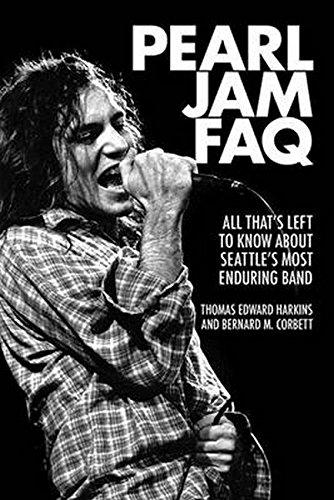 Pearl Jam FAQ por Bernard M. Corbett