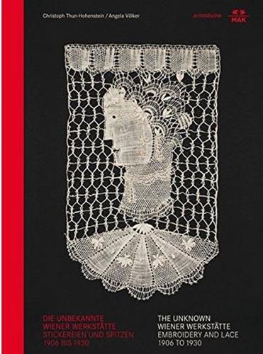 Kostüm Carl Bis - Die unbekannte Wiener Werkstätte / The Unknown Wiener Werkstätte: Stickereien und Spitzen 1906 bis 1930 / Embroidery and Lace 1906 to 1930