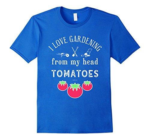 Men's I Love Gardening From My H...