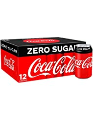 Coca-Cola Zero Sugar 12 x 330ml Cans