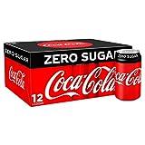 Coca-Cola Zero Sugar 12 x 330ml Cans