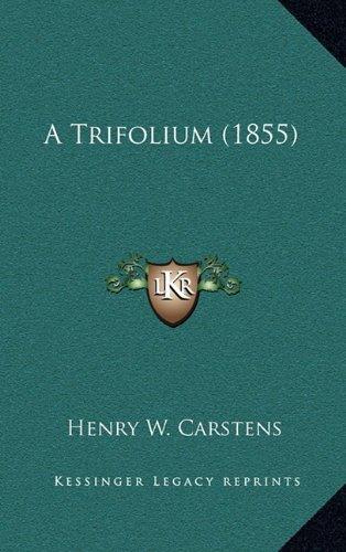 A Trifolium (1855)