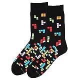#10: The Moja Club Tetris Design Socks