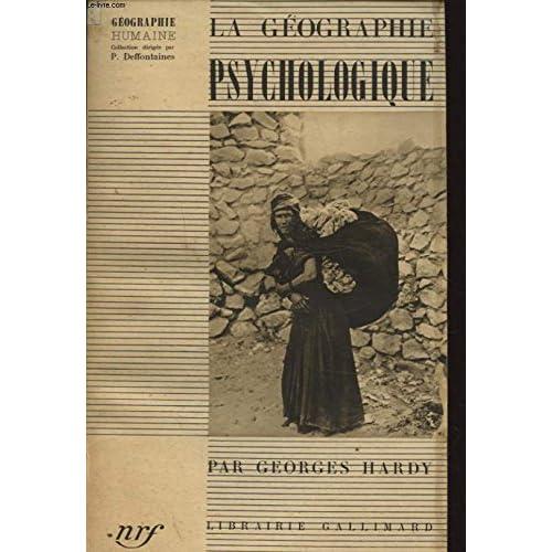 La Geographie Psychologique