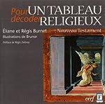 Pour décoder un tableau religieux - Nouveau Testament de Eliane Burnet