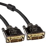 rocabo DVI auf DVI Kabel 1,5m