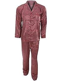 Ensemble de pyjama traditionnel en satin - Homme