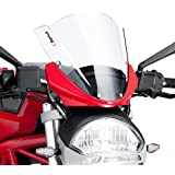Cupula Racing Puig Ducati Monster 696/796/1100 08-14 transparente