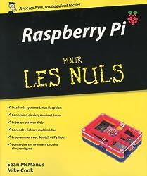 Raspberry Pi pour les Nuls grand format