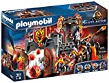 Playmobil Novelmore 70221 - Fortezza dei Guerrieri di Burnham, dai 8 anni