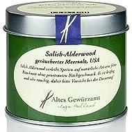 Altes Gewürzamt Smoked Sea Salt - Salish-Alderwood, 200g.