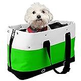 Bolsos para perros, Iyowin bolsa transporte para mascotas, los agujeros y redes transpirables...