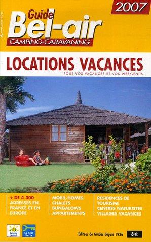 Guide Bel-air camping-caravaning : Locations vacances