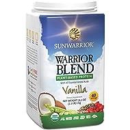 Sunwarrior Warrior Blend Vanilla 1000g