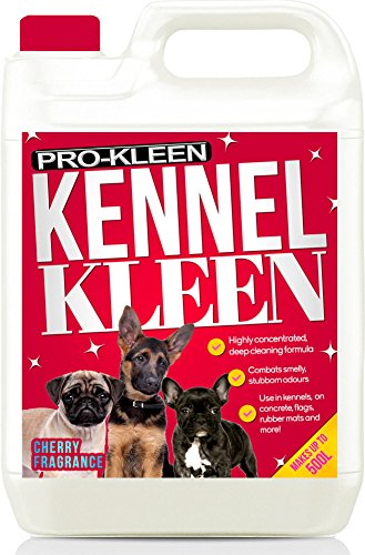 Pro-Kleen Kennel Kleen Cleaner & Deodoriser (Cherry Fragrance) – 5L Pack