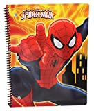 De Marvel Ultimate Spiderman Orange et Jaune Coque spirale ordinateur portable