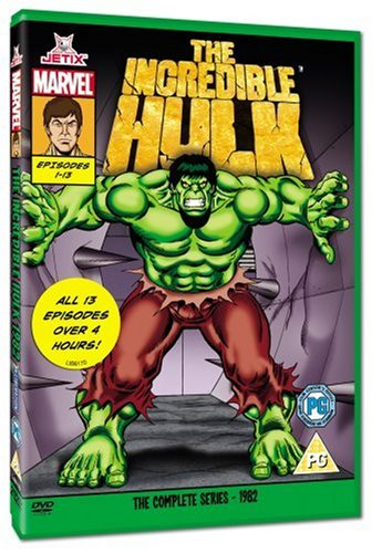 The Incredible Hulk -  Complete Season (marvel Originals Series - 80s) [dvd] [1982] Picture