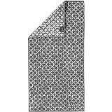 Cawö Luxury Home Handtuch TWO-TONE 605 | 77 schiefer - 50 x 100