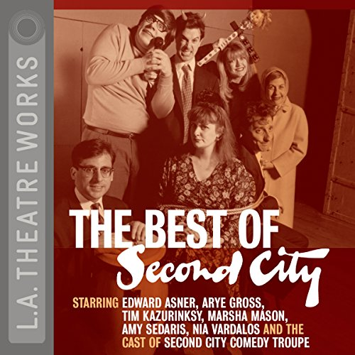 The Best of Second City  Audiolibri