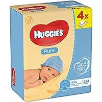 Huggies - Toallitas Pure Huggies 256 uds