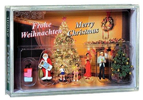 Preiser 10652 Frohe Weihnachten
