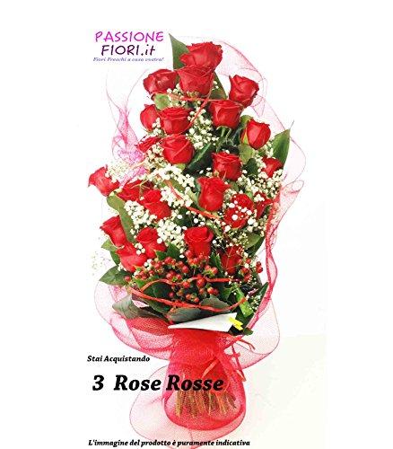 consegna-mazzo-fiori-freschi-3-rose-rosse
