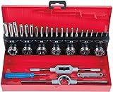 KS Tools 331.0632 Coffret de jeux de tarauds et filières 32 pièces