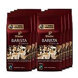 Tchibo Barista Espresso 8Kg ganze Bohne - Kaffee-Genuss für Vollautomaten, Siebträger