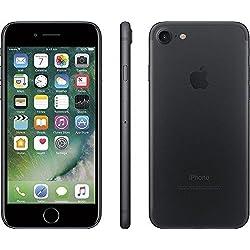 Apple iPhone 7 Nero (Jet Black) 128GB (Ricondizionato)