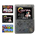 Handheld Game Console For Kids,Womdee 168 Classic Games 3 Inch LCD Screen Portable