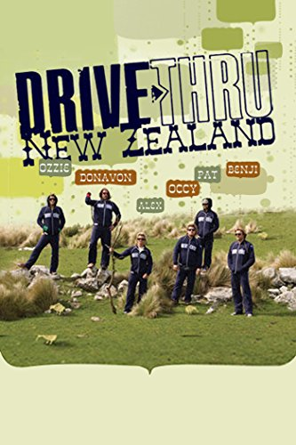 Drive Thru New Zealand Cover