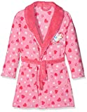 Sun City FR Princess Small Hearts, Kimono Fille, Rose (Pink), 5-6 Ans (Taille Fabricant: 6 Years)