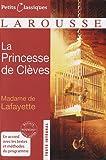La Princesse de Clèves - Larousse - 20/01/2010
