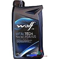 Wolf olio Motore VITALTECH 5W30 ASIA/US 1 Litro