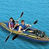 Intex Kayak Canoa Canoe a 2 posti Challenger K2