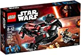 #5: Lego Star Wars Eclipse Fighter, Multi Color with Free Santa's Visit