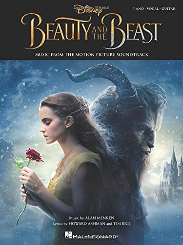 Beauty and the Beast: Music from the Motion Picture Soundtrack (Piano, Vocal, Guitar)