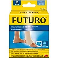 FUTURO FUT76582 Comfort Sprunggelenk-Bandage, beidseitig tragbar, Größe M, 31,8 – 38,0 cm preisvergleich bei billige-tabletten.eu