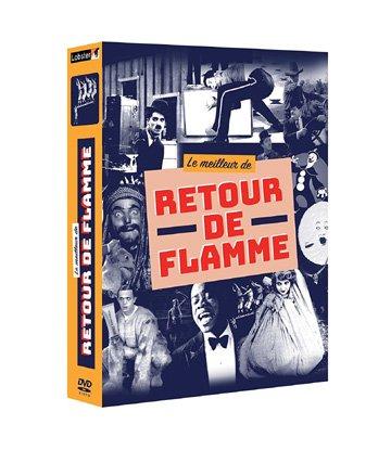 Flashback Collection - 8-DVD Box Set ( Retour de Flamme ) ( Flash back ) [ NON-USA FORMAT, PAL, Reg.0 Import - France ]