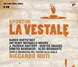 Gaspare Spontini : La Vestale