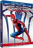 The Amazing Spider-Man - Collection Evolution : The Amazing Spider-Man + The Amazing Spider-Man : Le destin d'un héros [Blu-ray + Copie digitale]