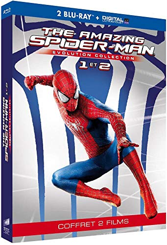Evolution Collection : The Amazing Spider-Man + The Amazing Spider-Man (2 Blu-Ray) [Edizione: Francia]