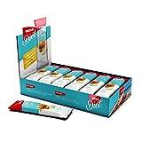 Prozis Diet Bar 12x35g - Delicieux Snack Biscuits et Crème - Riche en Protéine & Faible en Glucides & Sucre - Idéal pour les Régimes de Perte de Poids & Sans Culpabilité