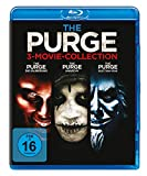 The Purge - Trilogy [Blu-ray]